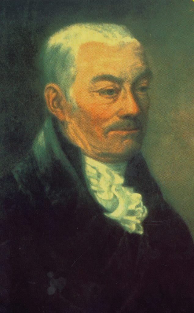 Alexander Gordon, creatore dell'omonimo gin