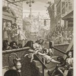 """Gin Lane"" – William Hogarth (1750-1751)"