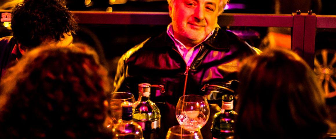 Franco Gasparri, Brand Ambassador di Diageo
