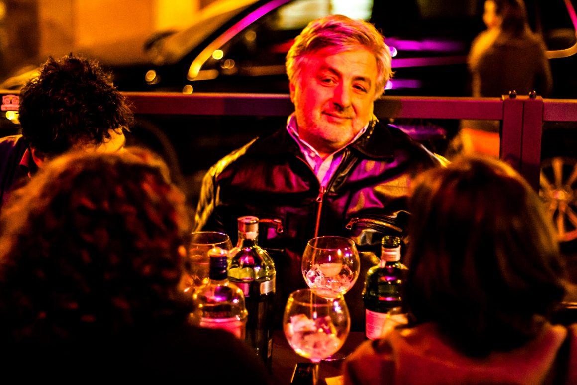 Franco Gasparri, Brand Ambassador di Diageo racconta i suoi gin  - prima parte