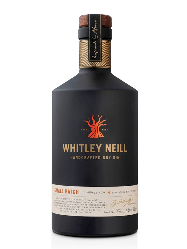 Recensione Whitley Neill Gin