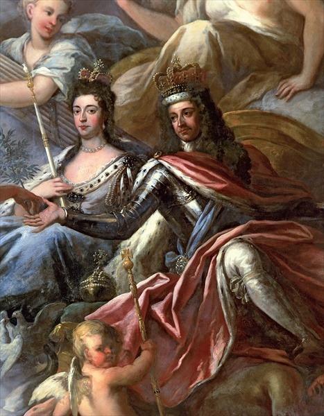 William & Mary, consorti che diventarono re e regina d'Inghilterra