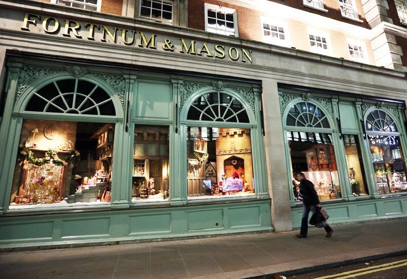 Fortnum & Mason, grandi magazzini di lusso a Londra