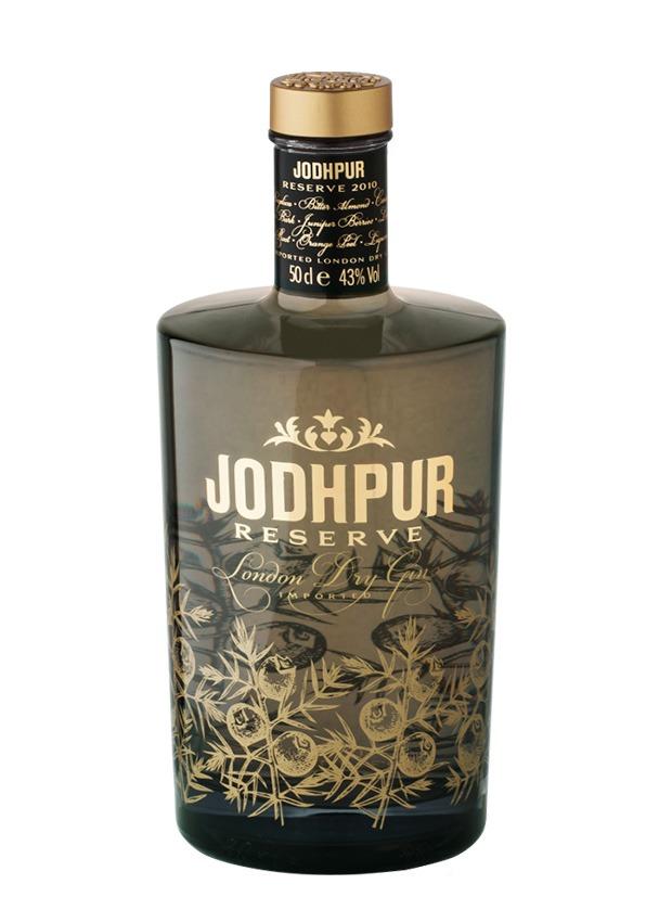 Jodhpur Reserve Gin Bottiglia