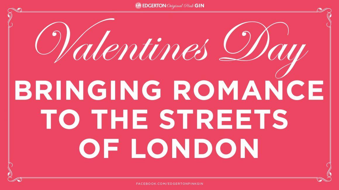 Ti amo più del gin: l'Edgerton Pink Gin e il video di San Valentino