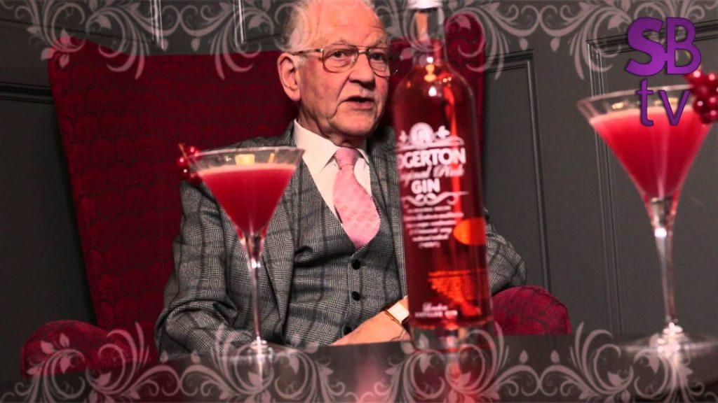 Martin James Edgerton Gill, fondatore di Edgerton Pink Gin