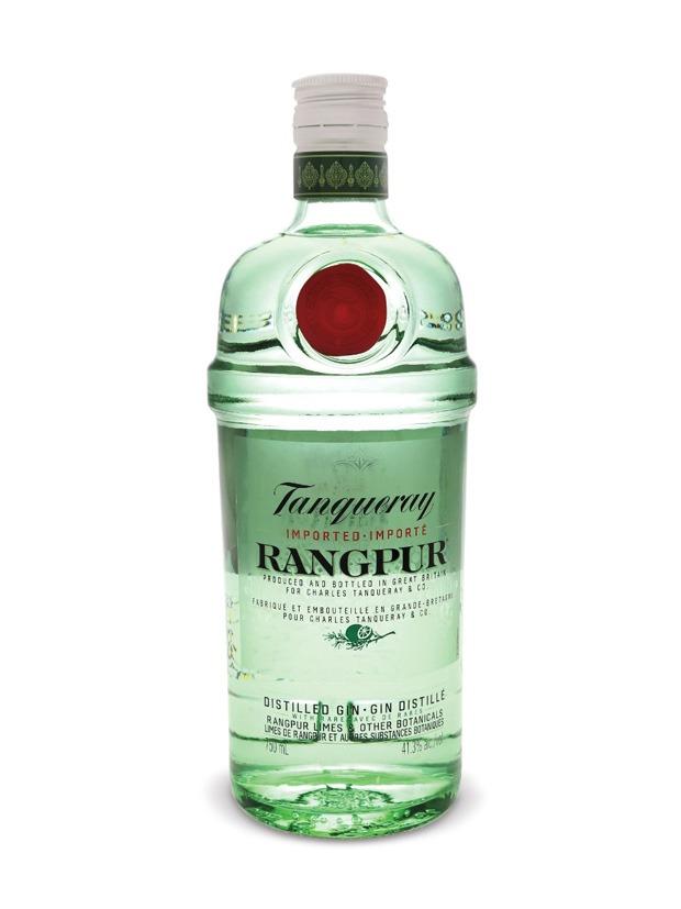 Recensione Tanqueray Rangpur Gin