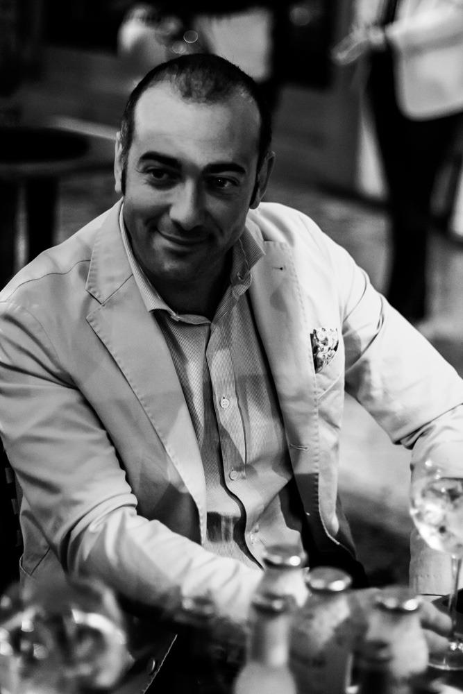 Gianluigi Valentini, Master Distiller di Tovel's Gin