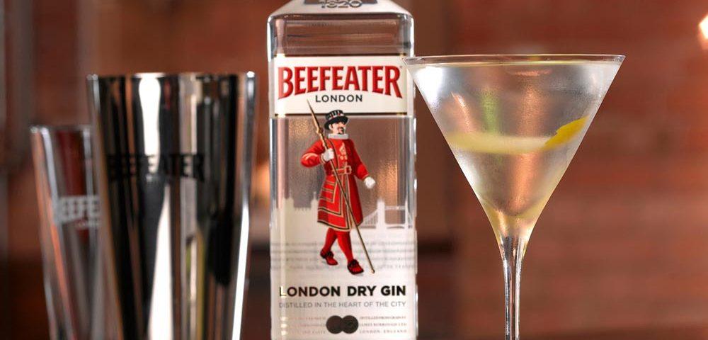 Beefeater London Dry Gin segreti brand Giuseppe Mancini Master Ambassador Pernod Ricard