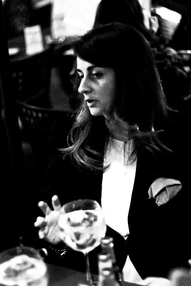 Elena Ceschelli, Consigliere Delegato di Bevande Futuriste