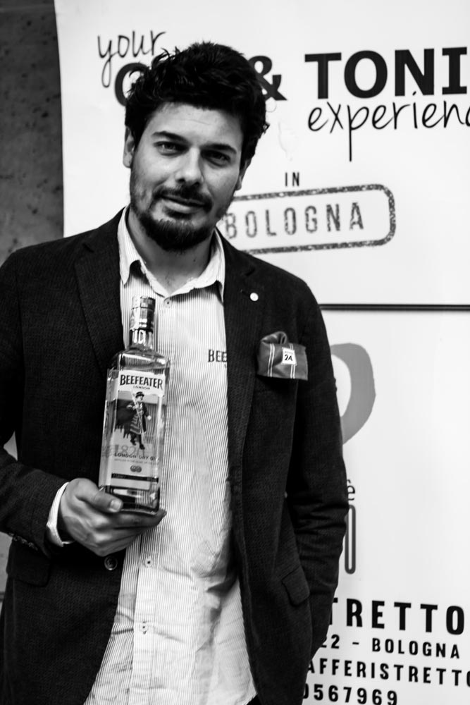 Giuseppe Mancini, Master Ambassador Beefeater Gin