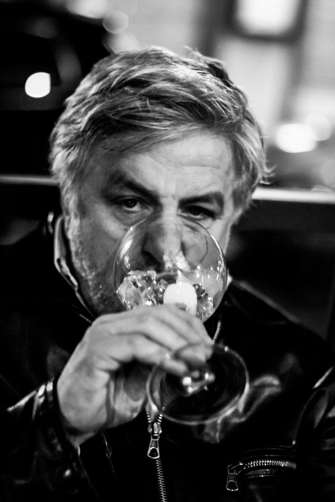 Franco Gasparri, Master Ambassador Diageo, ci racconta i segreti del Tanqueray... ovviamente davanti a un Tanqueray Tonic