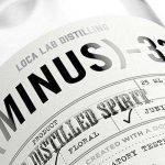 """Minus-33: il """"primo"""" spirito distillato col ginepro"""