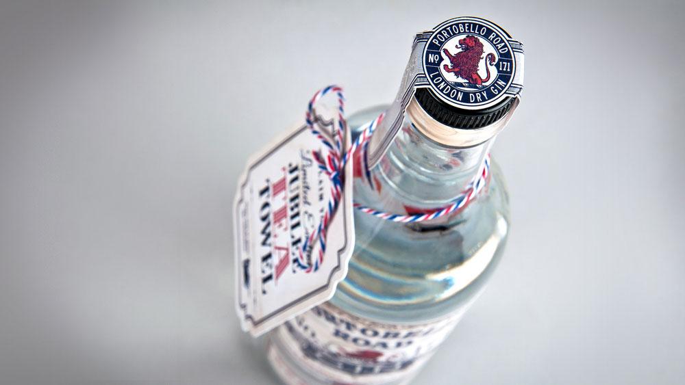Portobello Road Gin: i piccoli brand inglesi di gin invadono i mercati esteri