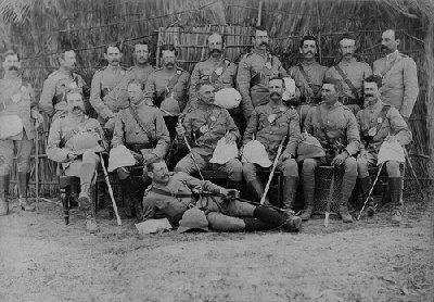Soldati britannici in India