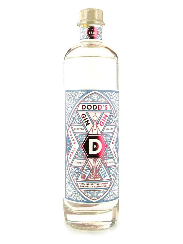 Recensione Dodd's Gin