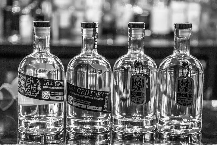La distilleria Eccentric Gin coltiva una raro ginepro croato