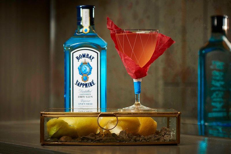 El Diamante, cocktail vincitore della competition
