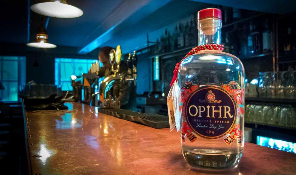 Opihr gin: prende il via la seconda competizione annuale