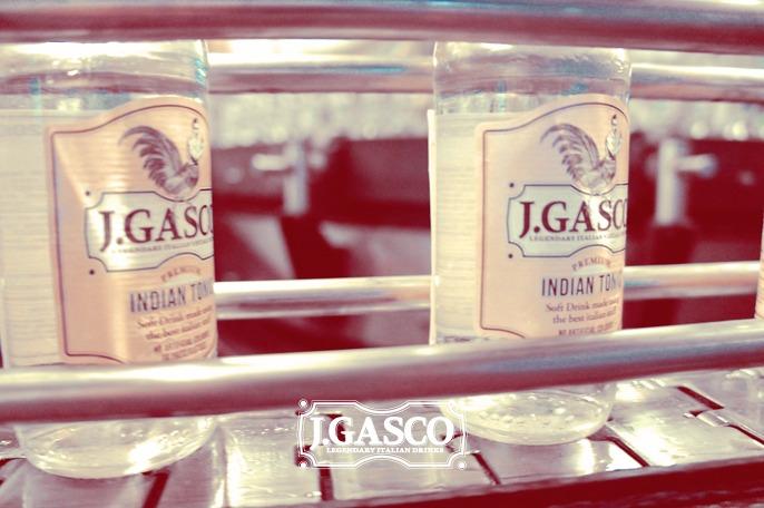 Il processo produttivo della tonica raccontato da J.Gasco