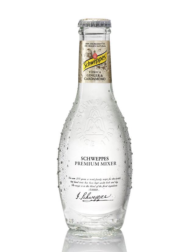 Recensione Schweppes Premium Mixer Ginger & Cardamon Tonic