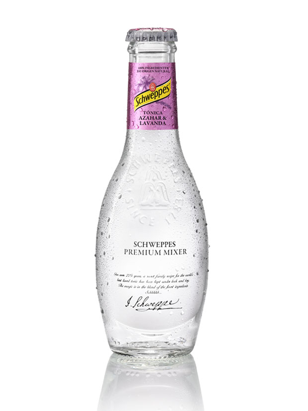 Recensione Schweppes Premium Mixer Orange Blossoms & Lavender Tonic
