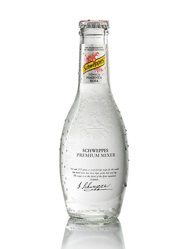 Recensione Schweppes Premium Mixer Tonica al Pepe Rosa