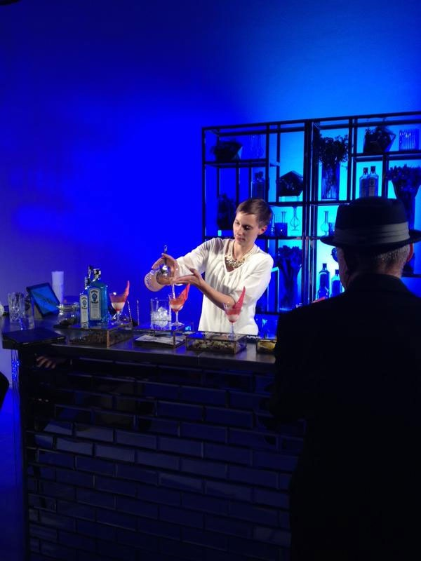 Sigrid Ehm, vincitrice del World's Most Imaginative Bartender Competition di Bombay Sapphire
