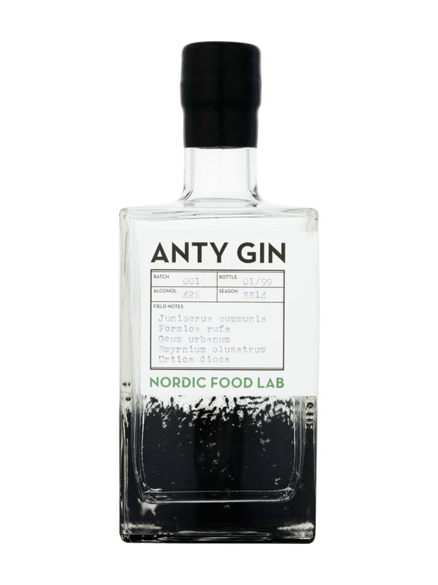 Recensione Anty Gin