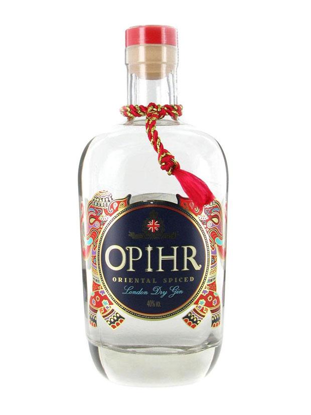 Recensione Opihr Oriental Spiced Gin