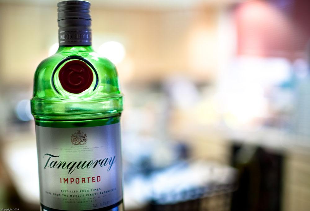 Tanqueray gin è stato coronato Brand Champion per il gin