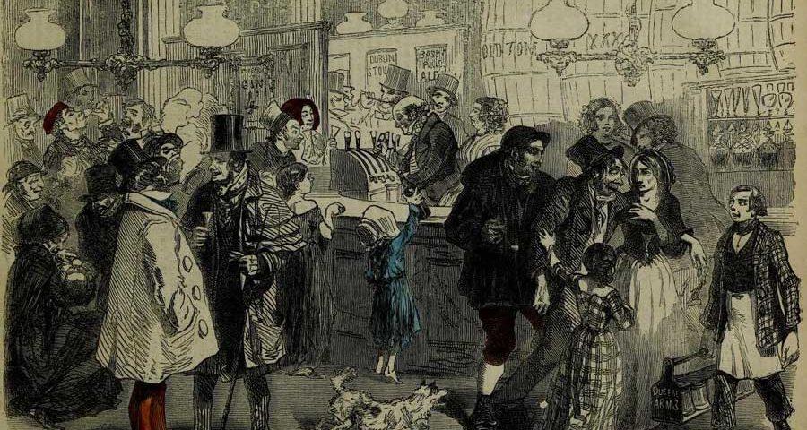 Gin Palace di epoca vittoriana: dove rivivere oggi quell'atmosfera?