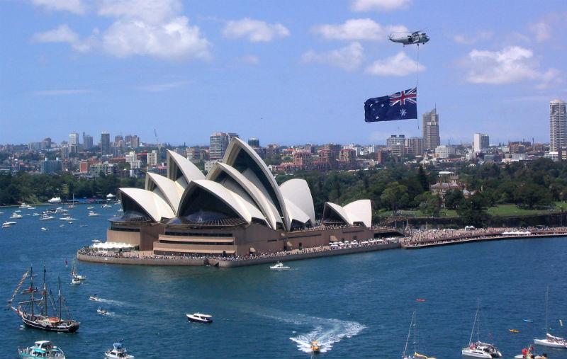 Sidney, Australia: il gin sta lentamente prendendo piede in tutto il paese
