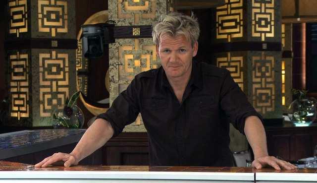 Gordon's Gin e il gin tonic di Gordon Ramsay