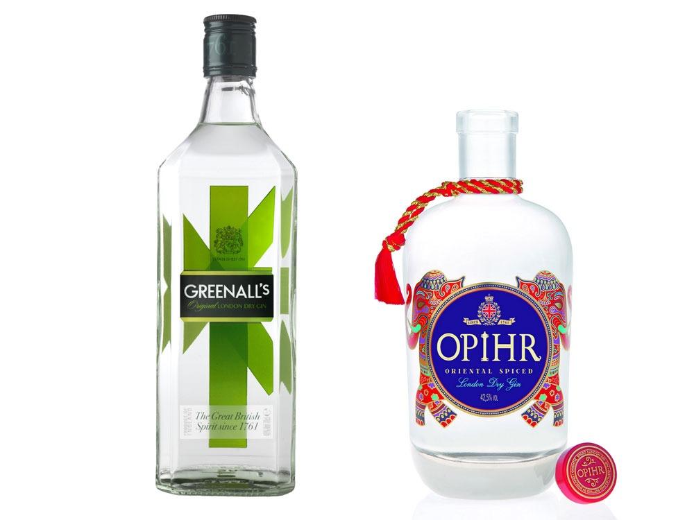 Opihr Gin & Greenall's, i due gin di grande crescita di Quintessential Brands