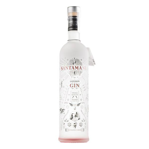 Santamanìa Gin: il gin spagnolo sbarca in Inghilterra