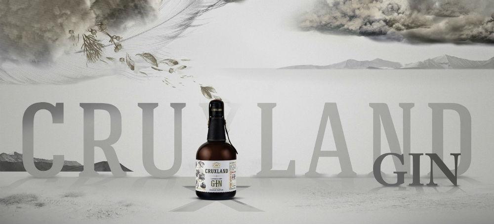 Cruxland gin: dal Sud Africa arriva il gin al tartufo