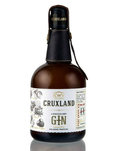 La bottiglia di Cruxland Gin