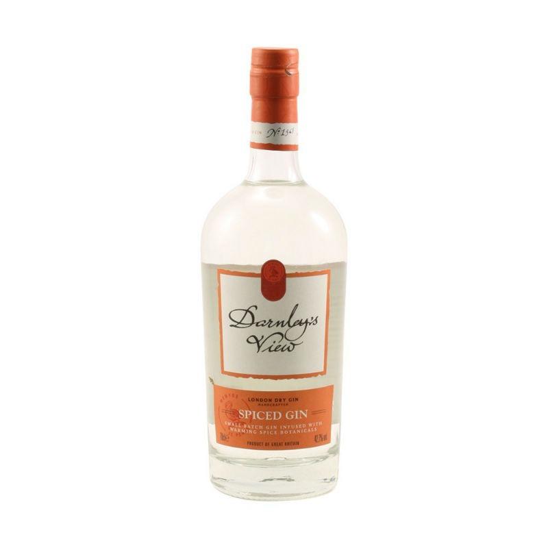 La bottiglia di Darnley's View Spiced Gin