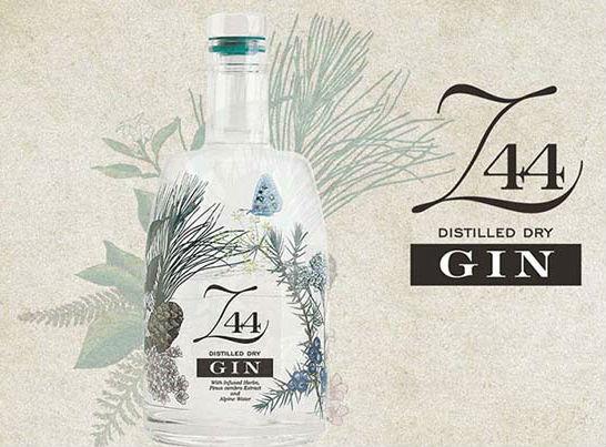 Z44 Gin è stata la prima tappa al nostro Gin Day