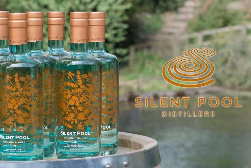 """Silent Pool Gin, creato con una riserva d'acqua """"maledetta"""""""