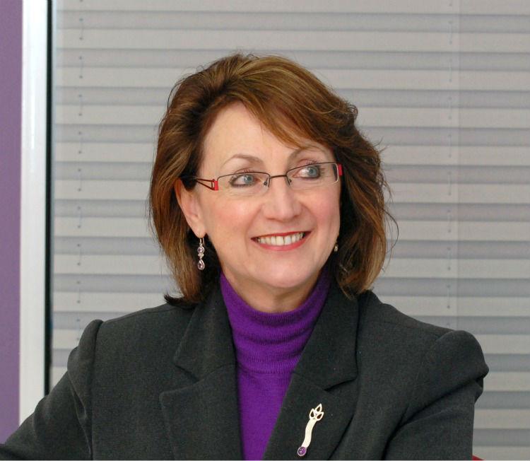 Ann Roche, direttrice del NCETA