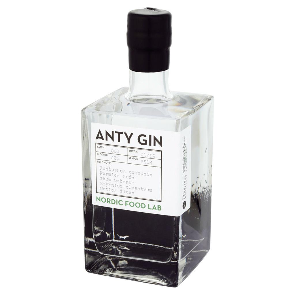 Anty Gin, il gin fatto con essenza di formiche rosse
