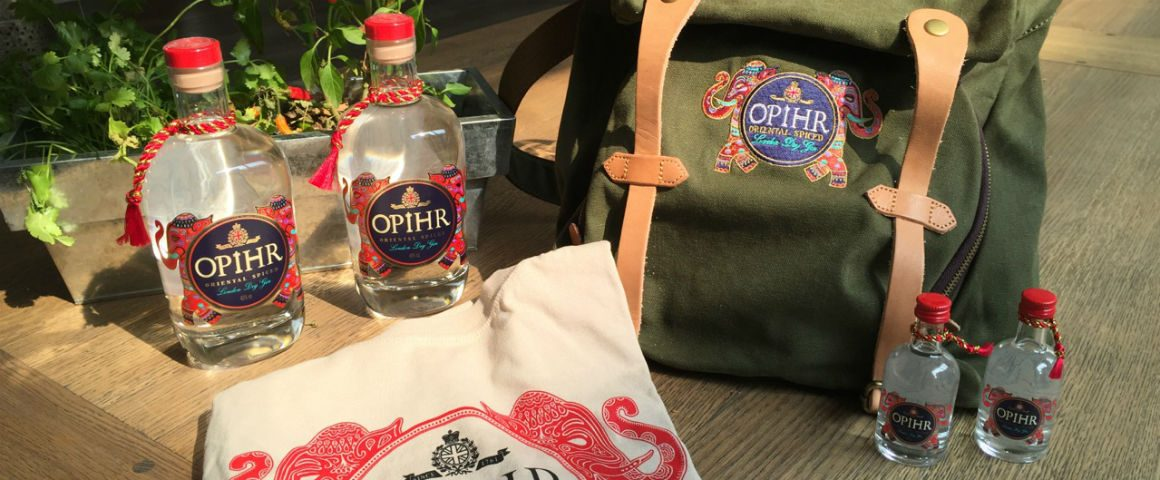 Opihr Gin Cocktail Competition: i vincitori 2016