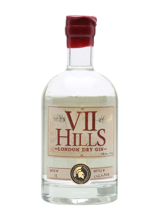 Recensione VII Hills London Dry Gin