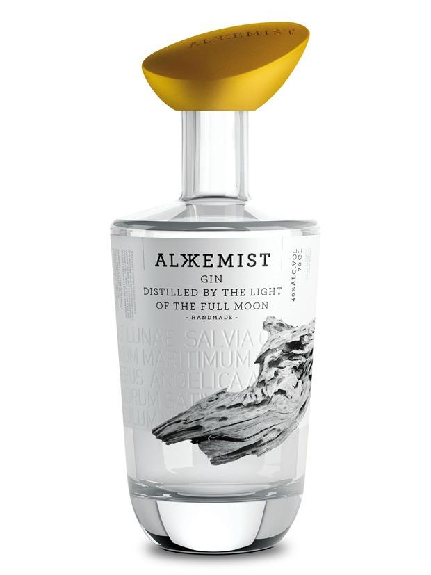 Recensione Alkkemist Gin