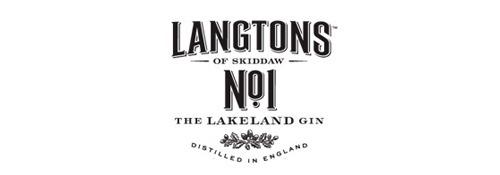 Langtons N.1 Gin