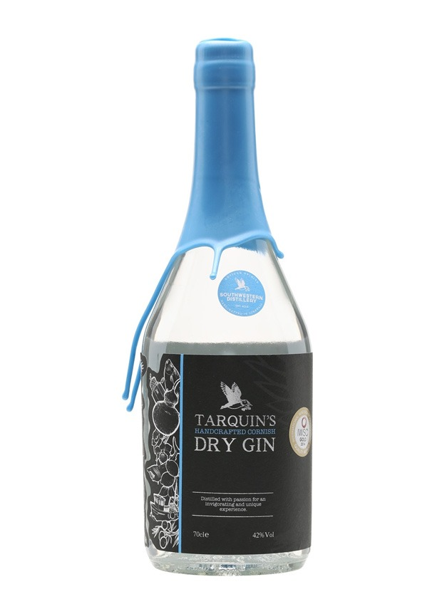 Recensione Tarquin's Handcrafted Cornish Dry Gin