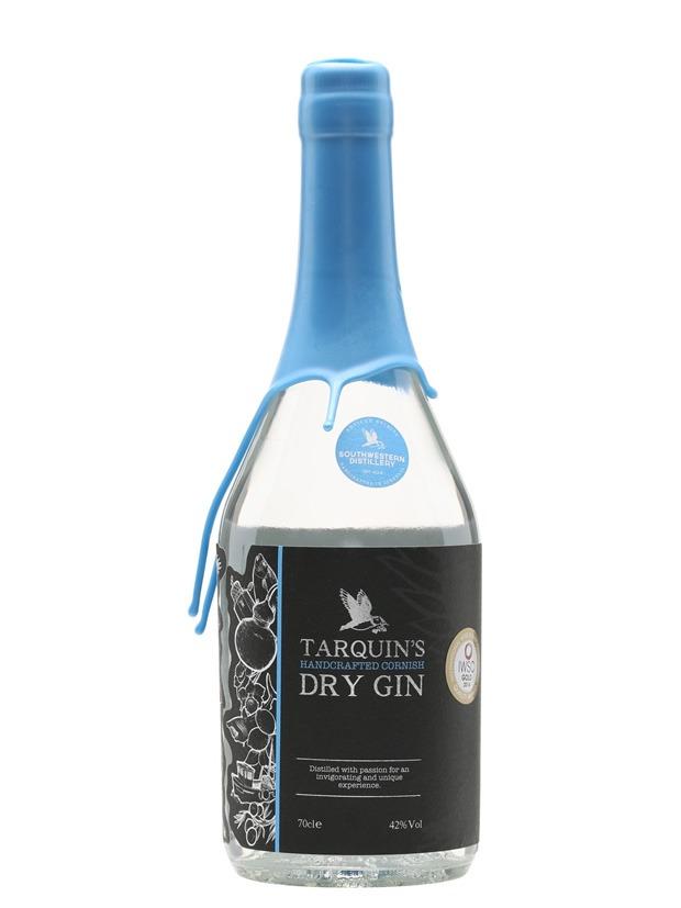 Tarquin Gin Bottiglia
