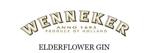 Wenneker Elderflower Gin Logo
